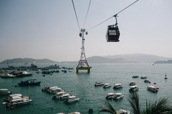 The amazing cable card ride